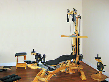 Gyrotonic Workout